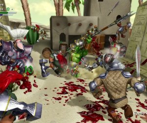 Orc Attack: Flatulent Rebellion Screenshots