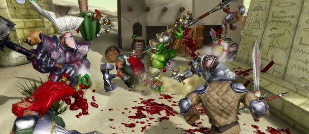 Orc Attack: Flatulent Rebellion News