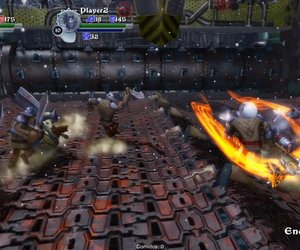 Orc Attack: Flatulent Rebellion Chat