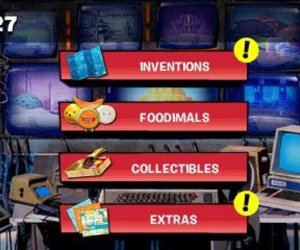 Cloudy with a Chance of Meatballs 2 Screenshots