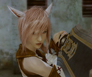 Lightning Returns: Final Fantasy XIII Chat