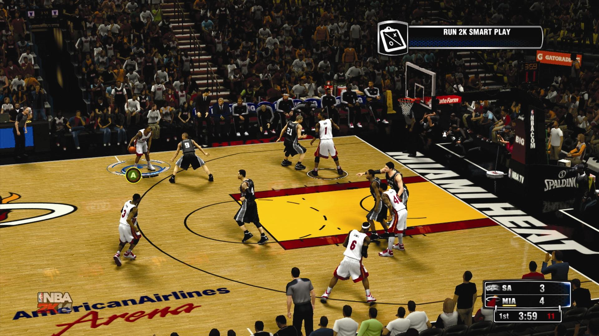 NBA 2K14 Chat
