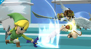 Toon Link joins Super Smash Bros for Wii U and 3DS
