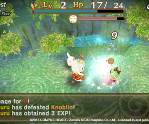 Sorcery Saga: Curse of the Great Curry God Screenshots