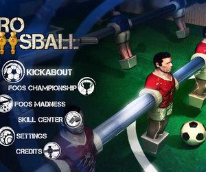 Pro Foosball Files