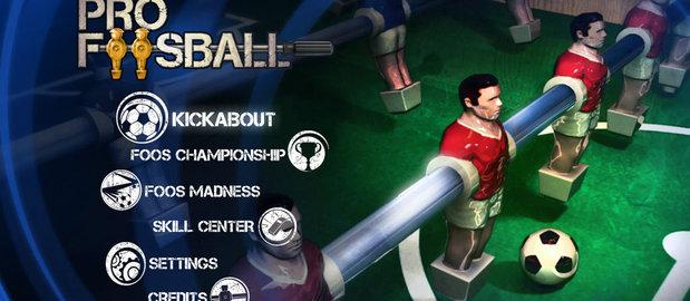 Pro Foosball News