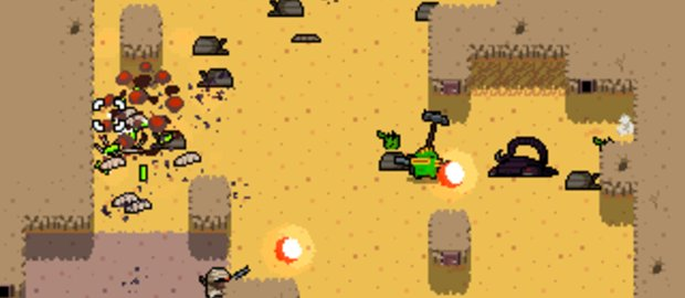 Nuclear Throne News