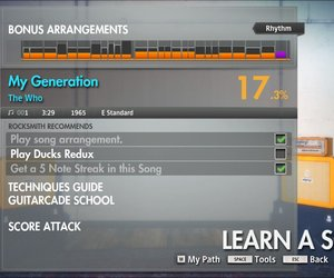 Rocksmith 2014 Edition Chat