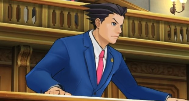 Phoenix Wright Ace Attorney: Dual Destinies screenshots