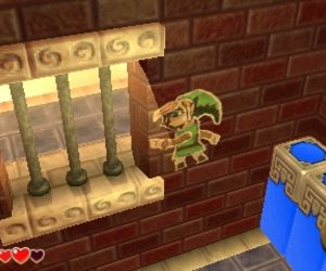 The Legend of Zelda: A Link Between Worlds Chat