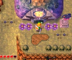 The Legend of Zelda: A Link Between Worlds Screenshots