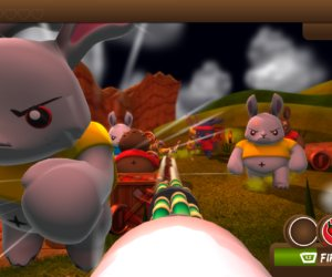 Blast 'Em Bunnies Screenshots