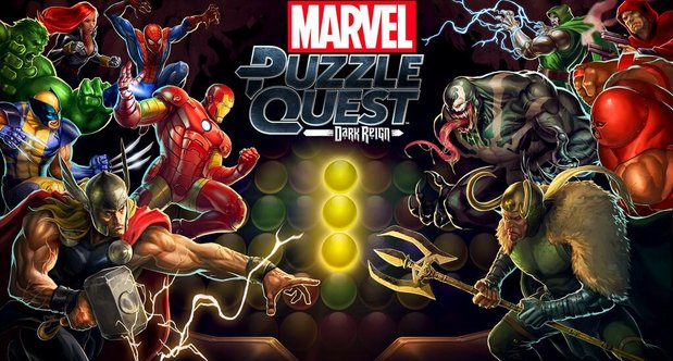 Marvel Puzzle Quest topstory screenshot