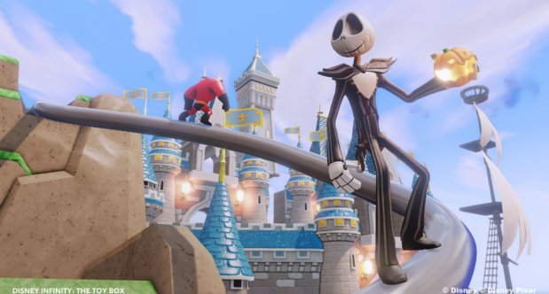 Disney Infinity Jack Skellington screenshots