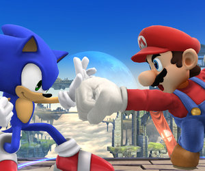 Mario & Sonic at the Sochi 2014 Olympic Winter Games Chat