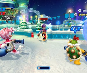 Mario & Sonic at the Sochi 2014 Olympic Winter Games Videos