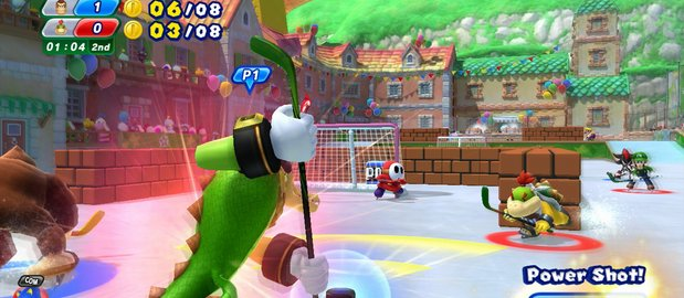 Mario & Sonic at the Sochi 2014 Olympic Winter Games News