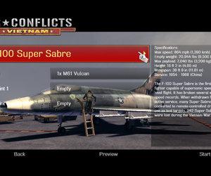 Air Conflicts: Vietnam Screenshots