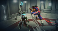 Strider's soundtrack includes remixed classic tracks