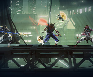 Strider Screenshots