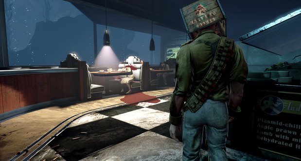 BioShock Infinite: Burial at Sea DLC screenshots