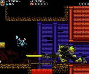 Shovel Knight Chat