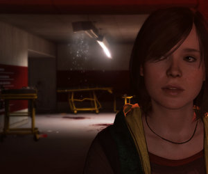 Beyond: Two Souls Chat