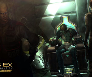 Deus Ex: Human Revolution - Director's Cut Files