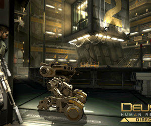 Deus Ex: Human Revolution - Director's Cut Videos