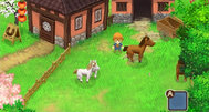 Harvest Moon: Connect to the New World announced for 3DS