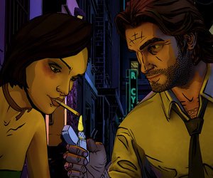 The Wolf Among Us Chat