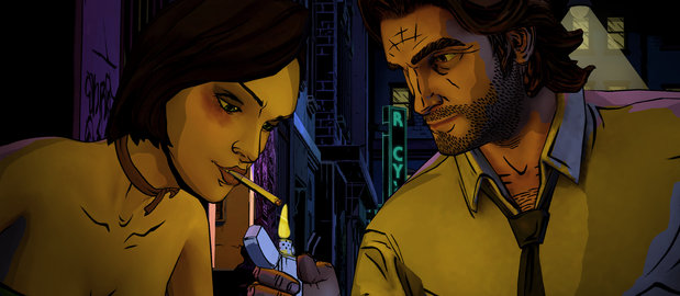 The Wolf Among Us News