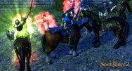 SpellForce 2: Demons of the Past announcement screenshots