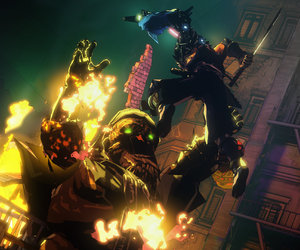 Yaiba: Ninja Gaiden Z Screenshots