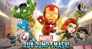 Marvel Run Jump Smash! announced, coming to mobile this year