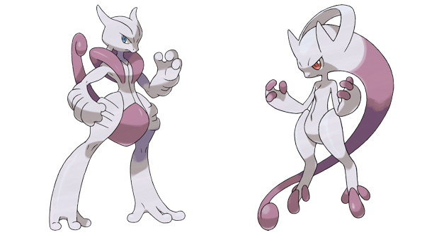 Pokemon x y sell more than 4 million units worldwide in first two days page 2 neogaf - Mewtwo y mega evolution ...