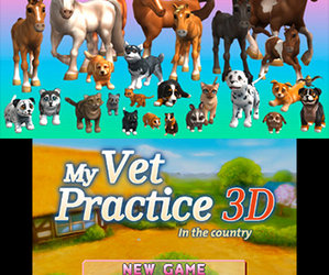 My Vet Practice 3D: In the Country Files