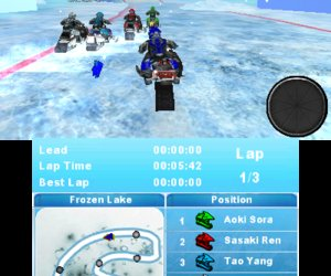 Snow Moto Racing 3D Files