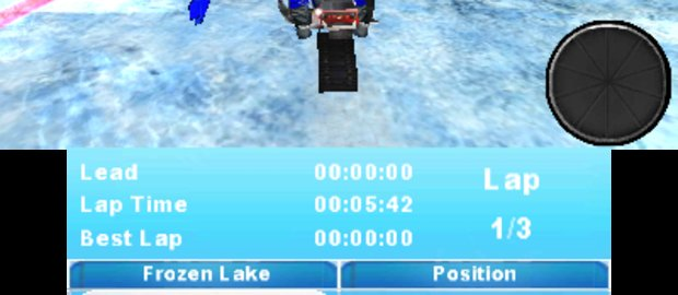 Snow Moto Racing 3D News