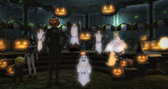 Final Fantasy 14 'All Saints Wake' event