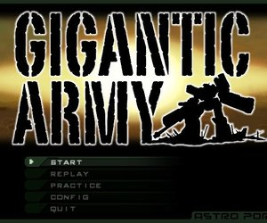 Gigantic Army Chat