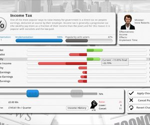 Democracy 3 Screenshots