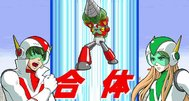 Supercharged Robot Vulkaiser screenshots