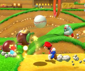 Super Mario 3D World Chat