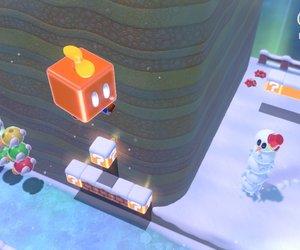 Super Mario 3D World Chat