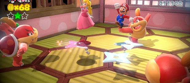 Super Mario 3D World News