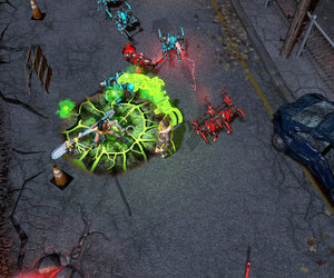 Infinite Crisis Screenshots