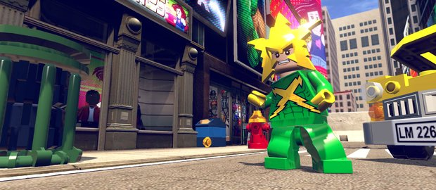 LEGO Marvel Super Heroes News
