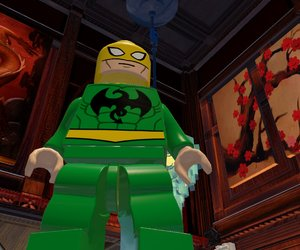 LEGO Marvel Super Heroes Videos