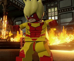 LEGO Marvel Super Heroes Files